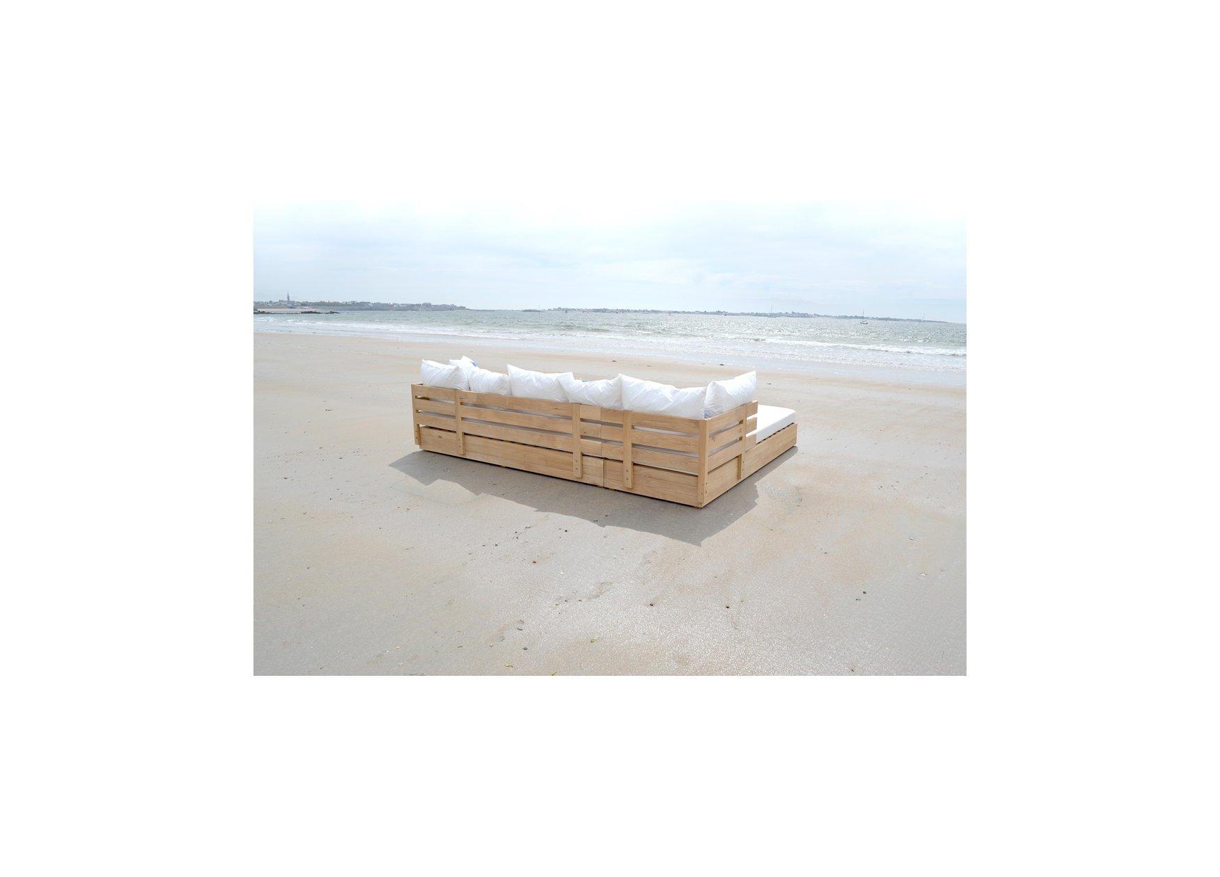 Turrini le canap design en voile de bateau recycl e by for Canape 727 sailbags
