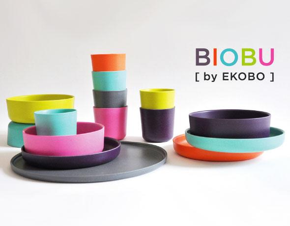 biobu une nouvelle gamme de vaisselle co design by ekobo my eco design. Black Bedroom Furniture Sets. Home Design Ideas
