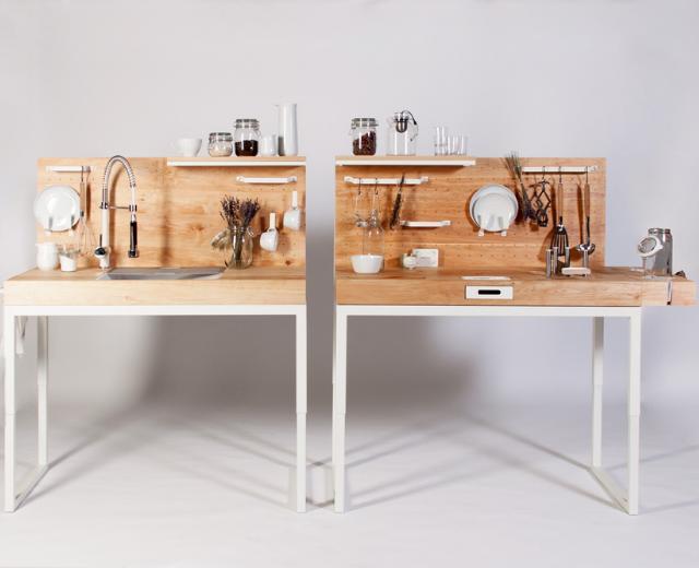 chop chop une cuisine design et fonctionnelle by dirk biotto my eco design. Black Bedroom Furniture Sets. Home Design Ideas