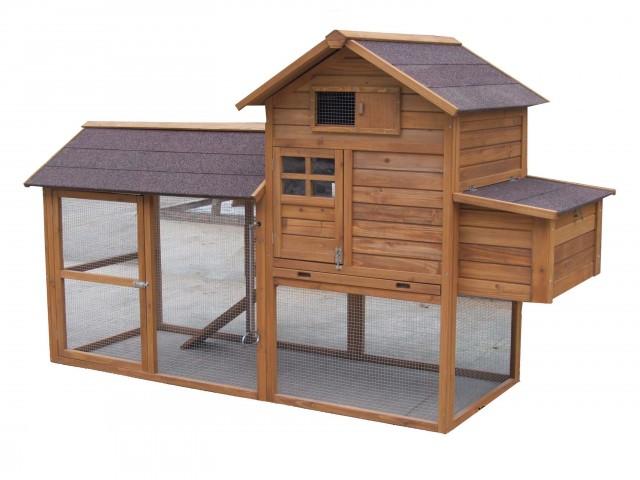 pourquoi pas un poulailler design pour d corer votre jardin my eco design. Black Bedroom Furniture Sets. Home Design Ideas