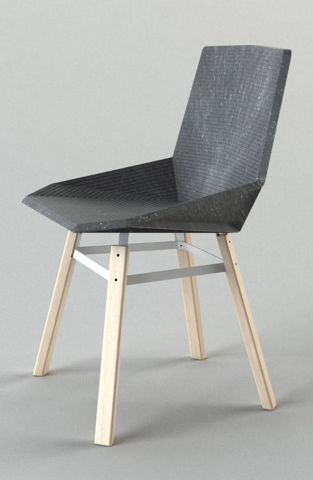 chaise-design-durable-green-chair