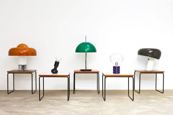 des luminaires design vintage mis l 39 honneur chez ligne roset r aumur my eco design. Black Bedroom Furniture Sets. Home Design Ideas