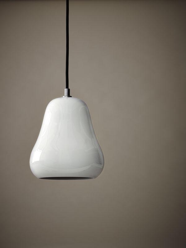 lampe design en porcelaine